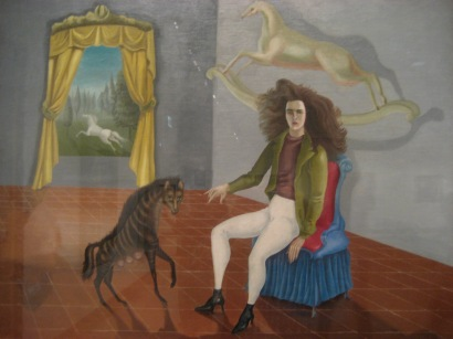 Leonora Carrington art